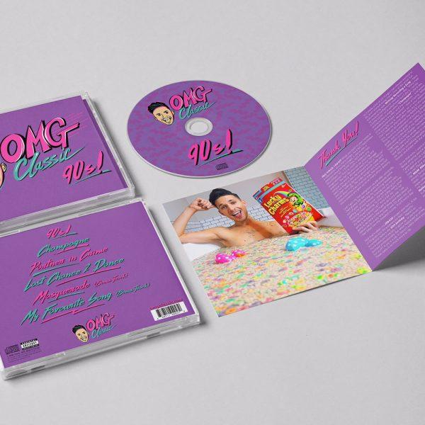 90s! CD (Inside)